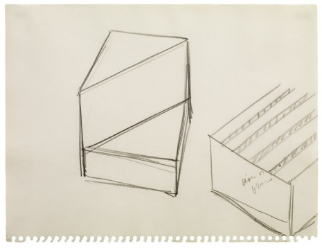 Donald Judd, Untitled, 1967, Sprüth Magers