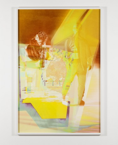 James Welling, 8091, 2015, Marian Goodman Gallery