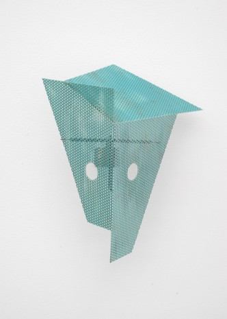 Martin Boyce, A Moment Witnessed by No One, 2013, The Modern Institute