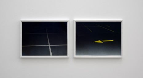 Dike Blair, Untitled, 2012 (left) - 2015 (right), The Modern Institute
