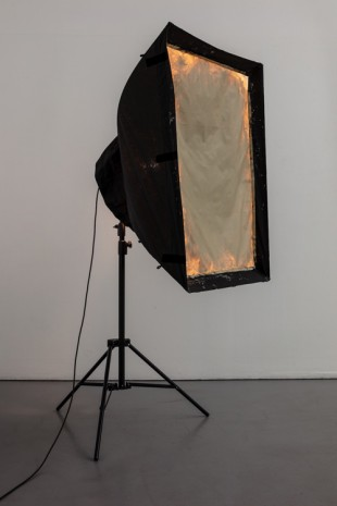 Sofia Ekström, Softbox, 2016, Galleri Riis