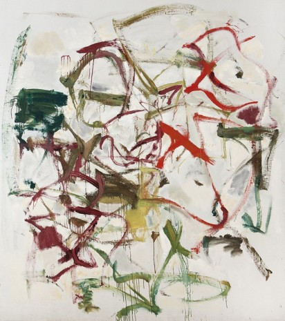 Joan Mitchell, Untitled, ca. 1958 – 1959 , Hauser & Wirth