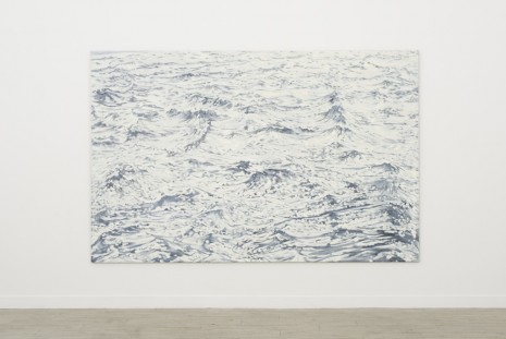 Meng Huang, White Sea (白海), 2015, Massimo De Carlo