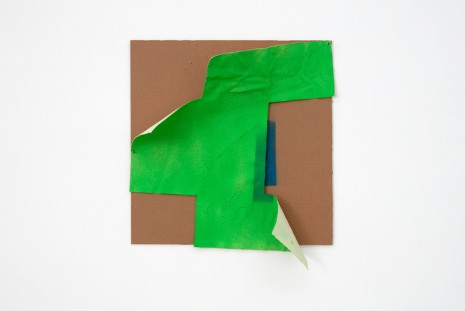 Richard Tuttle, Releasing: Biologically Poor Endings, IV, 2016, Modern Art