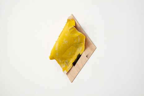 Richard Tuttle, Releasing: Biologically Poor Endings, VI, 2016, Modern Art
