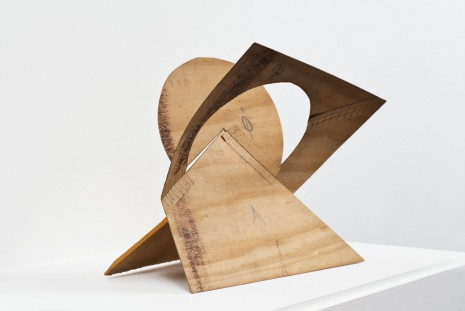 Lygia Clark, Study for Bicho, 1960, Luhring Augustine