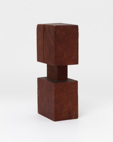 Carl Andre, Maple Spindle Exercise, Quincy, Massachusetts, 1959, Paula Cooper Gallery