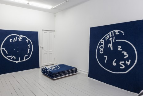 Marijke van Warmerdam, Time is ticking, 2014, Galleri Riis