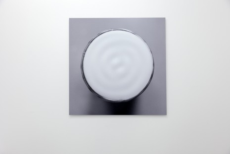 Marijke van Warmerdam, Bibberend glas melk (Vibrating glass of milk), 1991, Galleri Riis