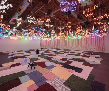 Jason Rhoades Hauser & Wirth My Madinah. In pursuit of my ermitage...