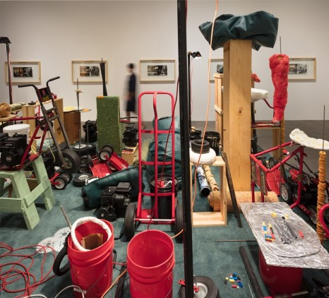 Jason Rhoades, My Brother / Brancuzi, 1995, Hauser & Wirth