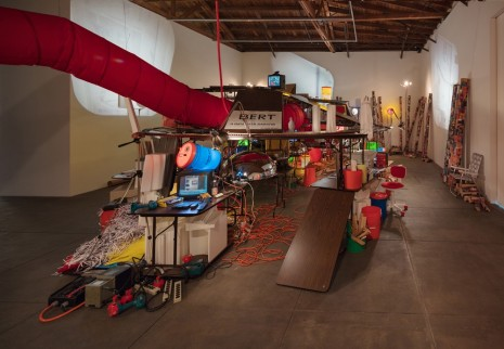 Jason Rhoades Hauser & Wirth The Creation Myth