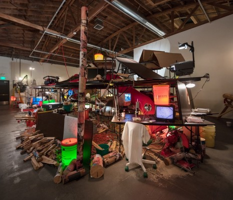Jason Rhoades, The Creation Myth, 1998, Hauser & Wirth