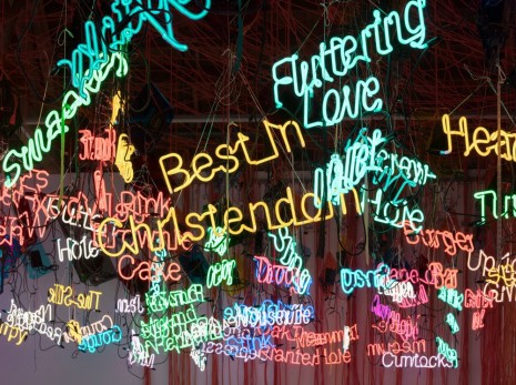 Jason Rhoades, My Madinah. In pursuit of my ermitage..., 2004, Hauser & Wirth