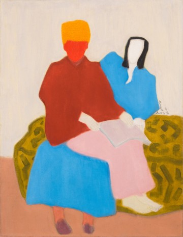 Milton Avery, Mother's Boy, 1944, Metro Pictures
