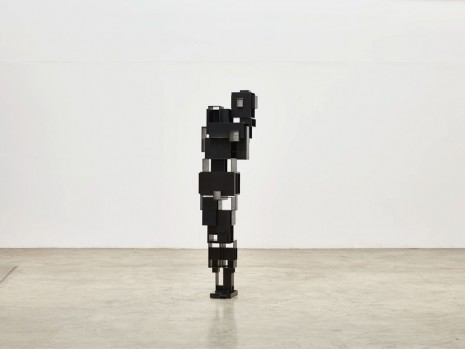 Antony Gormley, OPEN WRENCH, 2014 , Xavier Hufkens