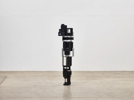 Antony Gormley, OPEN HOME, 2014 , Xavier Hufkens