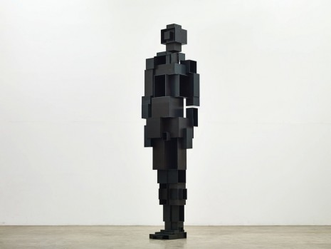 Antony Gormley, OPEN GAZE, 2016 , Xavier Hufkens
