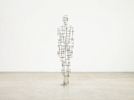 Antony Gormley, SCAFFOLD II, 2017 , Xavier Hufkens