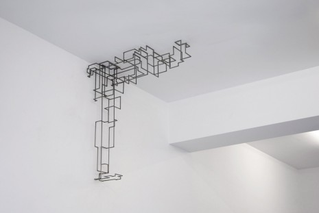 Antony Gormley, STAY V, 2012-2016 , Xavier Hufkens