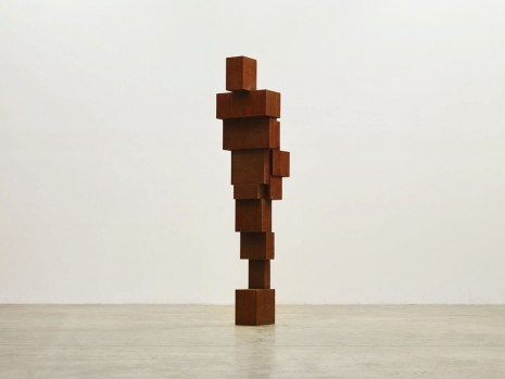 Antony Gormley, BIG SHUCK, 2014 , Xavier Hufkens