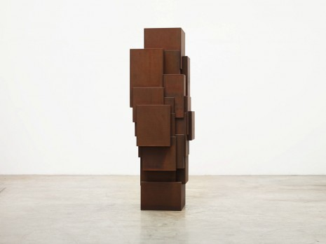 Antony Gormley, FALL V, 2015 , Xavier Hufkens