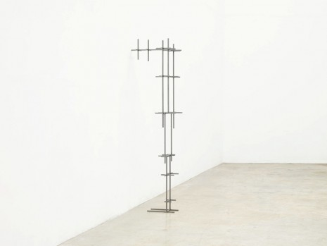 Antony Gormley, BROKEN MEAN, 2017 , Xavier Hufkens