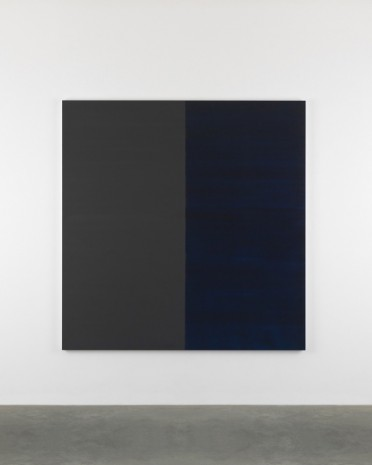 Callum Innes, Untitled Lamp Black, No. 10, 2016 , Sean Kelly
