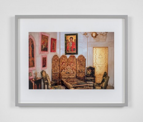 William E. Jones, Villa Iolas (Byzantine Icons, Gold Door), 1982-2017 , The Modern Institute
