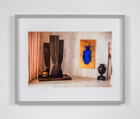 William E. Jones, Villa Iolas (René Magritte, Yves Klein, Man Ray), 1982-2017, The Modern Institute