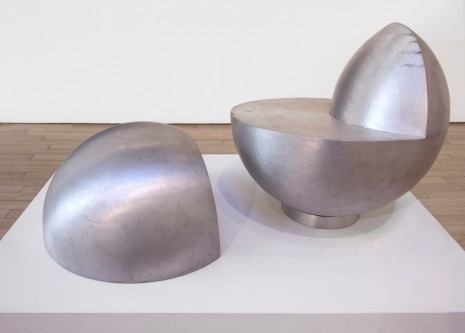 Ruth Vollmer, Spun Aluminum   , Undated, James Cohan Gallery