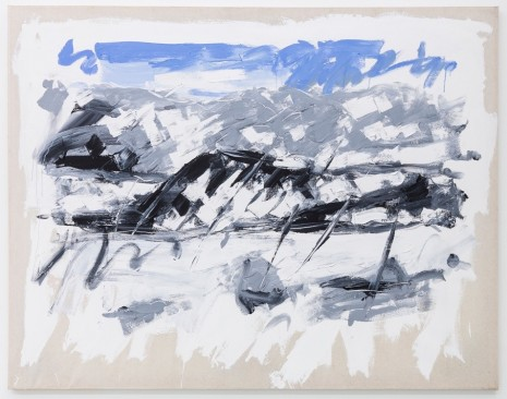 Christian Lindow, Untitled (Mountain), 1981, Mai 36 Galerie