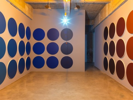 Olafur Eliasson, Colour experiment no.78, 2015, Tanya Bonakdar Gallery