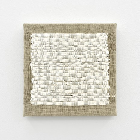Analia Saban, Weaving Composition #1, 2017, Praz-Delavallade