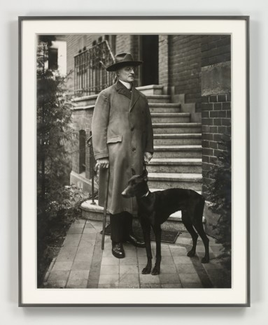 August Sander, Der Notar (The Notary), 1924 (printed 1972), Hauser & Wirth