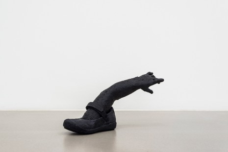 Annette Messager, Le bras Chaussure (The Arm Shoe), 2015 , Marian Goodman Gallery