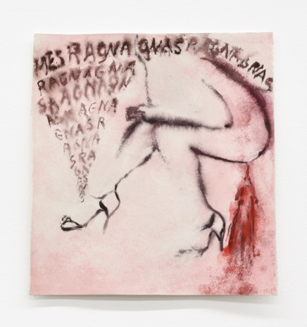 Annette Messager, Mes Ragnagnas (My Red Rags), 2016 , Marian Goodman Gallery