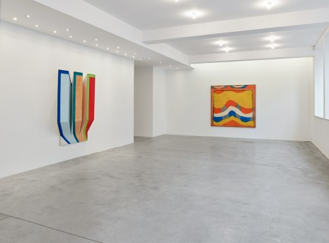Richard Smith Galerie Gisela Capitain