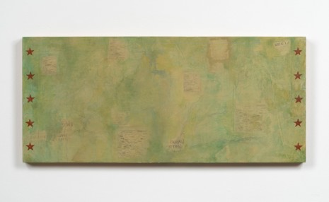 Robert Bordo, Liberty Knoll #1, 1989, Bortolami Gallery