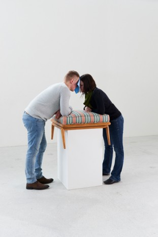 Erwin Wurm, Organization of Love, 2016, Lehmann Maupin