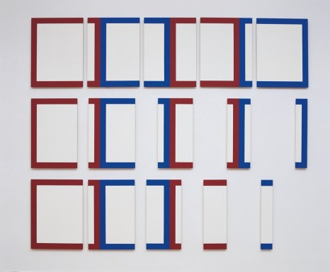 Dóra Maurer, 5 out of 4 I-III, 1979, Elizabeth Dee