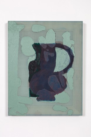Carl Mannov, Untitled (Pot with vase), 2017 , STANDARD (OSLO)