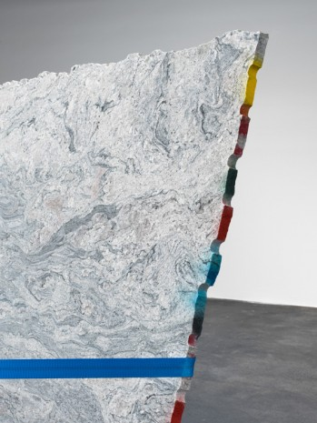 Jose Dávila, The Stone that The Builder Refused, 2017, König Galerie