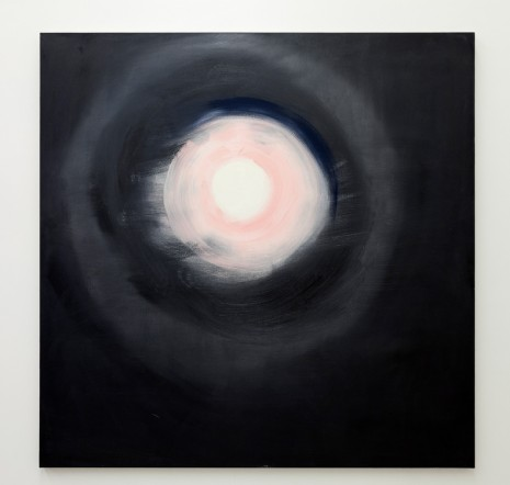 Ann Craven, Moon (3-07-12, after Moon, White St, 1-08-12, 10PM), 2012, 2012, galerie frank elbaz