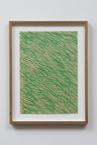 Calvin Marcus, Grass, 2017, Karma International