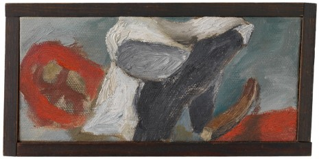 Lee Lozano, No title, ca. 1962, Hauser & Wirth