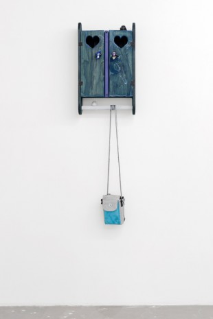 Jasper Spicero, Carrying Case Two Twelve, 2017, New Galerie