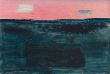 Milton Avery, Morning Sky, 1962, Victoria Miro