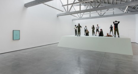 Mai-Thu Perret David Kordansky Gallery