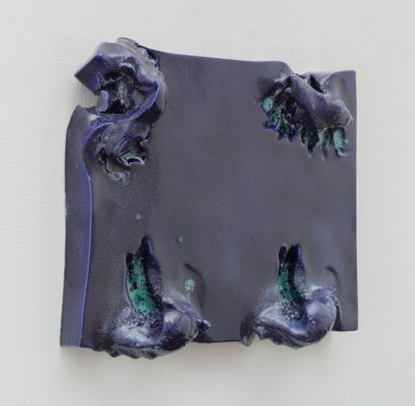 Mai-Thu Perret, The clouds gather round the blue caves, dew trickles on the orchid clusters, 2017, David Kordansky Gallery